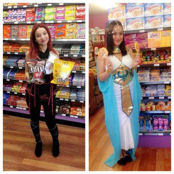 Sweet Surprises Candy Shop